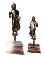 Buddhist  bronzes from phophna